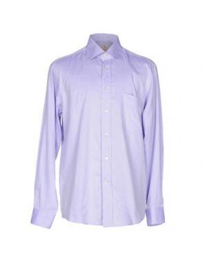 Pубашка VAN LAACK. Цвет: фиолетовый
