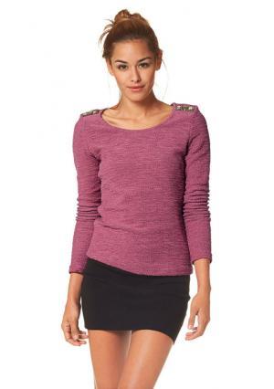 Пуловер AJC. Цвет: бежевый