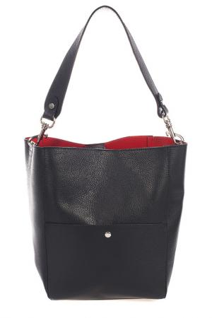 Bag Giulia Massari. Цвет: black