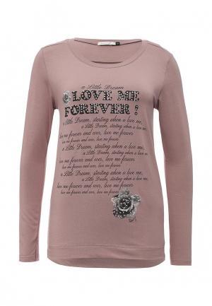 Лонгслив Perfect J. Цвет: розовый