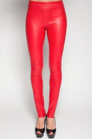 Leggings Giorgio. Цвет: red