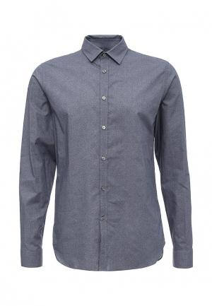 Рубашка Lacoste. Цвет: синий