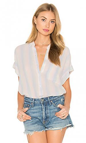 Рубашка на пуговицах whitney Rails. Цвет: синий