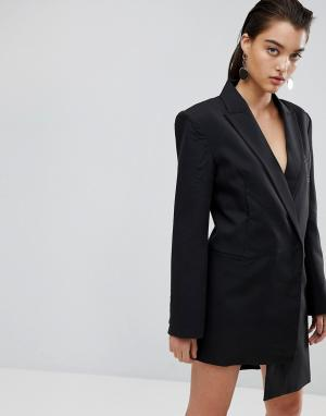 Style Mafia Платье-блейзер Stylemafia Tacna. Цвет: черный
