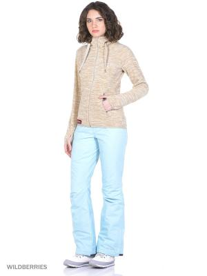 Куртка Bergans. Цвет: темно-бежевый