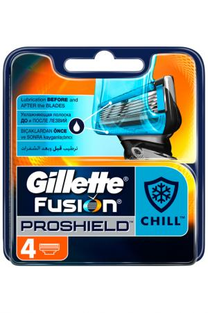 Сменные кассеты, 2 шт GILLETTE. Цвет: none