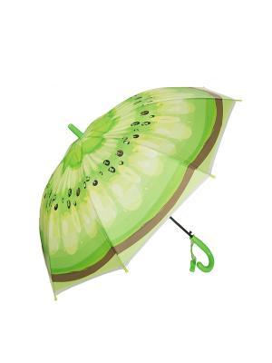 Зонт ZONT-KIWI Mitya Veselkov. Цвет: зеленый