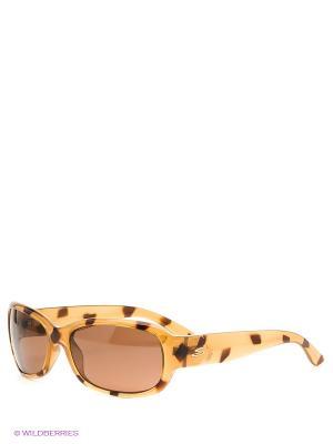 Солнцезащитные очки Serengeti. Цвет: бежевый