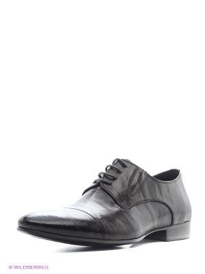 Туфли Cornado. Цвет: коричневый