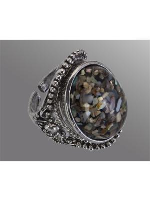 Кольцо ВИНТАЖНАЯ ИСТОРИЯ BRADEX. Цвет: серебристый, бронзовый, золотистый