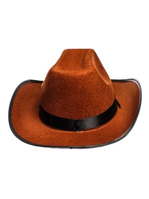 Шляпа Rio. Цвет: коричневый