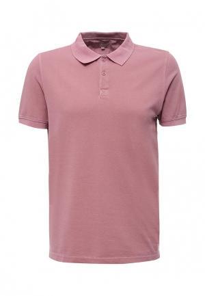 Поло OVS. Цвет: розовый