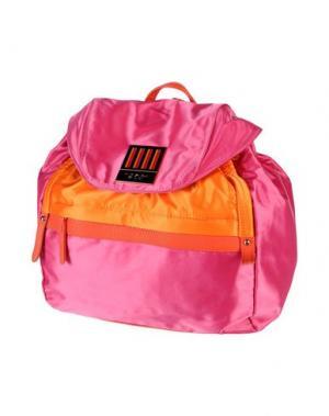 Рюкзаки и сумки на пояс TOSCA BLU. Цвет: фуксия