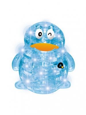 Crystal Puzzle 3D Пингвин XL Склад Уникальных Товаров. Цвет: бежевый