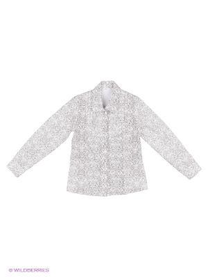 Блузка Милашка Сьюзи. Цвет: коричневый