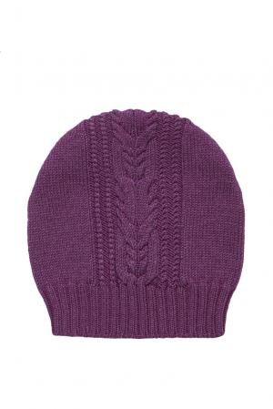 Шапка 138735 Sweet Sweaters. Цвет: фиолетовый