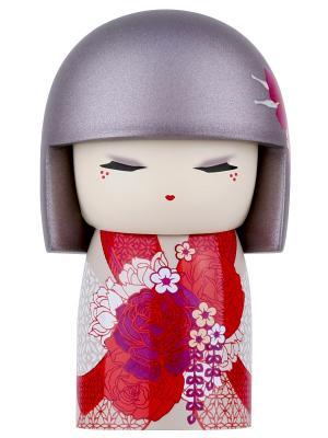 Кукла-талисман Мизуки (Богатство) Kimmidoll. Цвет: красный