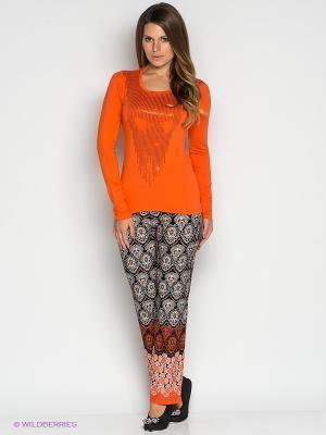 Костюм CATHERINE'S. Цвет: оранжевый, белый, черный