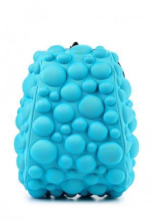 Рюкзак MadPax. Цвет: бирюзовый