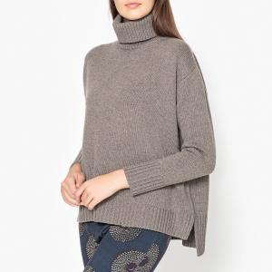Пуловер из трикотажа BERLIOZ PAUL AND JOE SISTER. Цвет: зеленый
