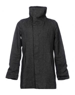 Легкое пальто LUMEN ET UMBRA. Цвет: стальной серый