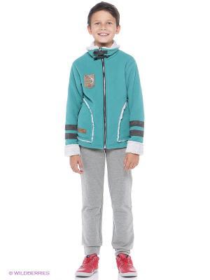 Куртка PELICAN. Цвет: зеленый