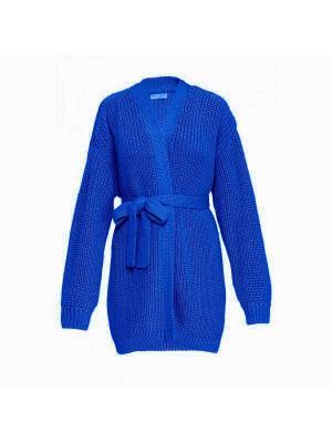 Кардиган Gelato Wooly's. Цвет: синий