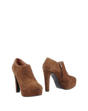 Ботинки BIBI LOU. Цвет: хаки