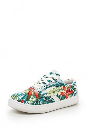 Кеды WS Shoes. Цвет: разноцветный