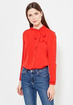 Блуза La Petite Etoile. Цвет: красный