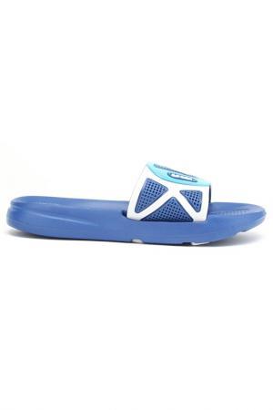 Шлепанцы MURSU. Цвет: синий