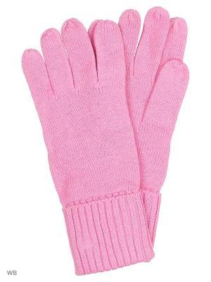 Перчатки Pur. Цвет: лиловый