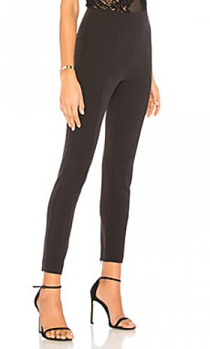 Узкие брюки gardenia Chrissy Teigen. Цвет: черный