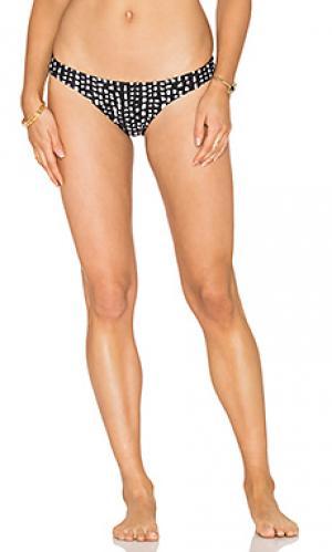 Основные плавки бикини dot Vix Swimwear. Цвет: черный