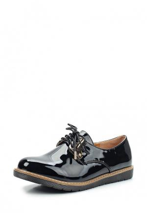 Ботинки Catisa. Цвет: черный