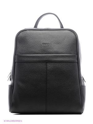Рюкзак Duffy. Цвет: черный