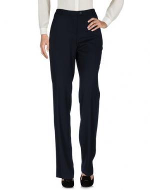 Повседневные брюки 57 T. Цвет: темно-синий
