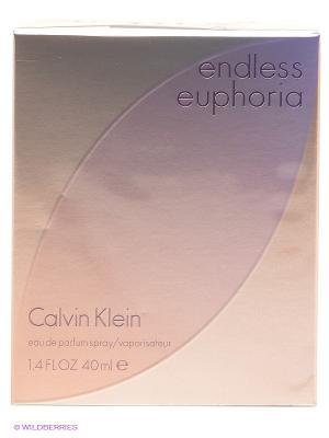 Calvin Klein Euphoria Endless парфюмерная вода, 40 мл. Цвет: сиреневый