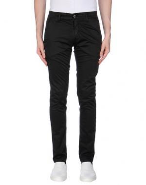 Повседневные брюки SSEINSE. Цвет: черный
