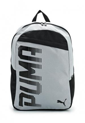 Рюкзак PUMA. Цвет: серый