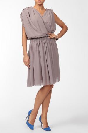 Платье Lanvin. Цвет: сиреневый
