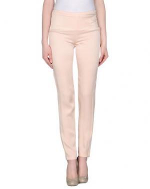 Повседневные брюки GATTINONI. Цвет: розовый