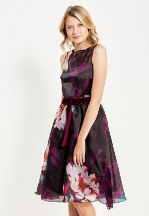 Платье Rinascimento. Цвет: фиолетовый