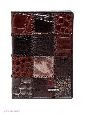 Обложка Malgrado. Цвет: темно-коричневый