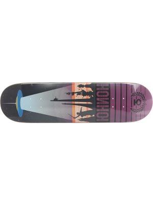 Профессиональный скейтборд Monuments, размер 8,125x31,75, конкейв Low Юнион скейтборды. Цвет: синий, серый, сиреневый