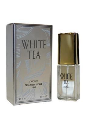 Духи Ж Белый чай в футляре 16 мл Новая Заря. Цвет: серебристый