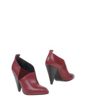 Ботинки KALLISTÈ. Цвет: пурпурный