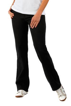 Прямые джинсы Million X Woman. Цвет: черный