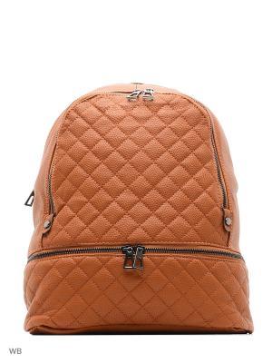 Рюкзак Punta. Цвет: оранжевый