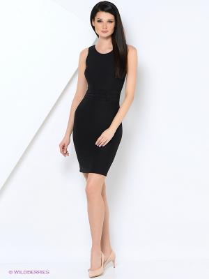 Платье EXPLOSION. Цвет: черный